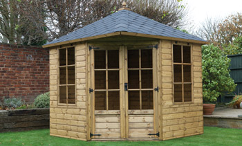 Castle Buildings Handcrafted Timber Buildings Made In Yorkshire